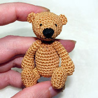 Buy Erwan the Bear pattern - AmigurumiPatterns.net