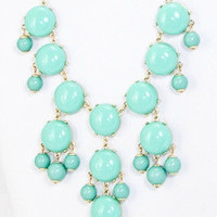 Bubble Brilliance Necklace