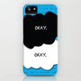 the fault in our stars iPhone & iPod Case by lizbee