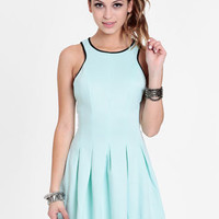 Walk On By Skater Dress - $44.00 : ThreadSence, Women's Indie & Bohemian Clothing, Dresses, & Accessories
