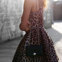 Considered a Neutral: Leopard Print
