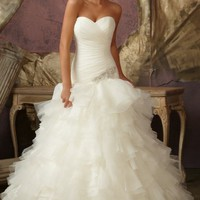 Mori Lee 1856 Dress - MissesDressy.com
