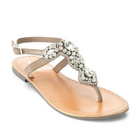 Florence Leather Sandal