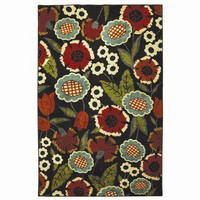 Mohawk Select Canvas Strata Earth Amy Rug | Wayfair