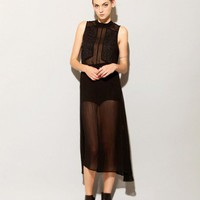 Embroidery mesh dress [Sha1045] - $315.00 : Pixie Market, Fashion-Super-Market