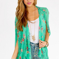 Floral Affair Top $46