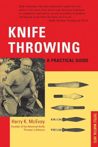 Knife Throwing: A Practical Guide (No)