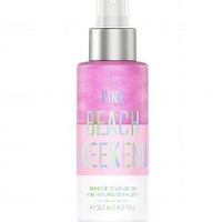 Beach Weekend Shimmering Fragrance Oil - PINK - Victoria&#x27;s Secret