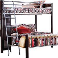 Dorm Room Twin Full Loft Bed