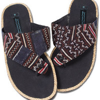 NEW! Sandstorm Men&#x27;s Sandals: Soul-Flower Online Store