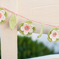 Bridal Chair Garland - Custom Order
