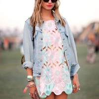 LFD: Little Floral Dress