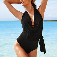 Firm Control Convertible Dress One-piece - Magicsuit - Victoria&#x27;s Secret
