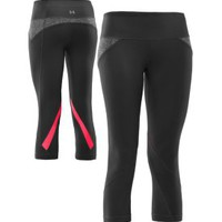 Under Armour Women's Studio Rave Capri - Dick's Sporting Goods
