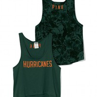 University of Miami High-Low Tank