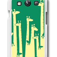 Personalized giraffe Photo - Samsung Galaxy S3 Case Samsung Galaxy SIII Case ,