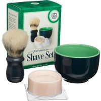 Van Der Hagen Premium Shave Set (Soap, Bowl, Brush)