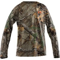 Under Armour Youth Heatgear Evo Camo Long Sleeve T-Shirt - Dick&#x27;s Sporting Goods
