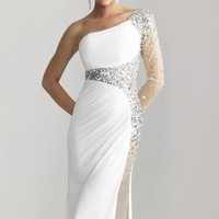 Allure 6746 Dress - MissesDressy.com