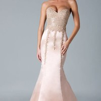 Janique 11007 Dress - MissesDressy.com