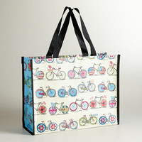 Bicycles Tote