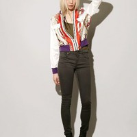 City bomber jacket [Jua4923] - &amp;#36;75 : Pixie Market, Fashion-Super-Market
