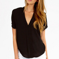 Liddle Middle Blouse $25