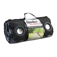 Speaker Blanket - ORIGINAL CREATIVE GIFTS | Spinninghat.com | Novelty Gifts