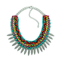 BEADED CHAIN NECKLACE - Accessories - Accessories - Woman - ZARA United Kingdom
