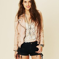 Free People Muubaa Athena Biker Jacket