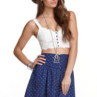 Kirra Eyelet Bralette at PacSun.com