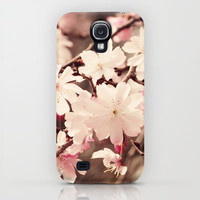 Cherry Blossom iPhone & iPod Case by Erin Johnson