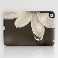 Waterdrop iPad Case by Erin Johnson