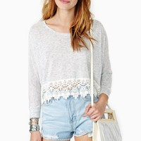 Midsummer Crop Knit