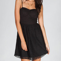 FULL TILT Corset Lace Dress 206977100 | Short Dresses | Tillys.com