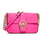 MICHAEL Michael Kors  Small Fulton Saffiano Messenger