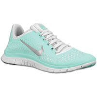 Nike Lady Free 3.0 V4 Running Shoes - 11 - Green