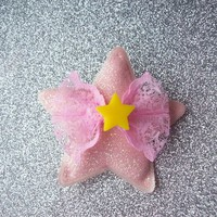 Magical Star Hair Clip from On Secret Wings
