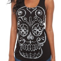 Sugar Skull Tank Top - 300670