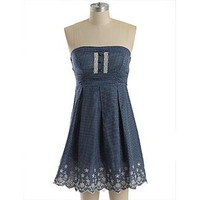 Speechless- -Junior&#x27;s Strapless Sundress-Clothing-Juniors-Dresses