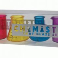 Chemistry Shot Glasses - BustedTees