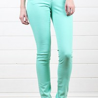 3196 High Waisted Skinny Jeans and Shop Apparel at MakeMeChic.com