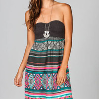 BILLABONG Slowly Cruzin Tube Dress