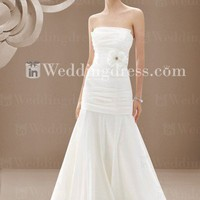 Style T004-Unique Wedding Dresses with Great Discount