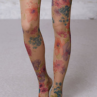 Morning Flora Tights