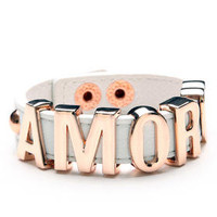 DJPremium.com - Women - Shop by Department - Jewelry - Amor Bracelet