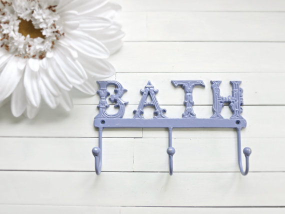 Metal Wall Art For A Bathroom : Metal wall decor bathroom from willows grace