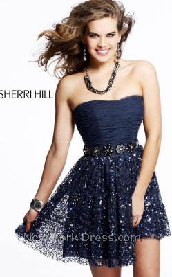 Sherri Hill 2759 Dress - NewYorkDress.com
