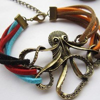 octopus bracelet