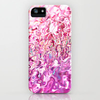 Molten Pink iPhone &amp; iPod Case by Lisa Argyropoulos